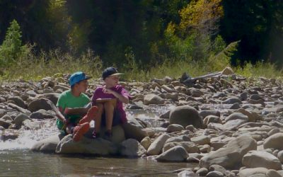 Every Kid in The Roaring Fork Valley Gets to Know Their River