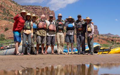 Southwest Foundation Grants over $25,000 for River Health